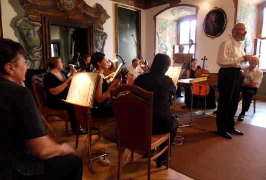 9 weeks of Baroque Festival 2015