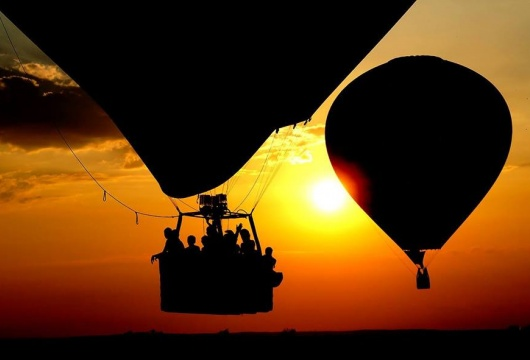 Balloon Flight in the Czech Republic: Bohemia