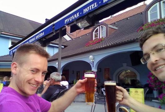 Rad- und Biererlebnis in der Tschechischen Republik: Region Pilsen