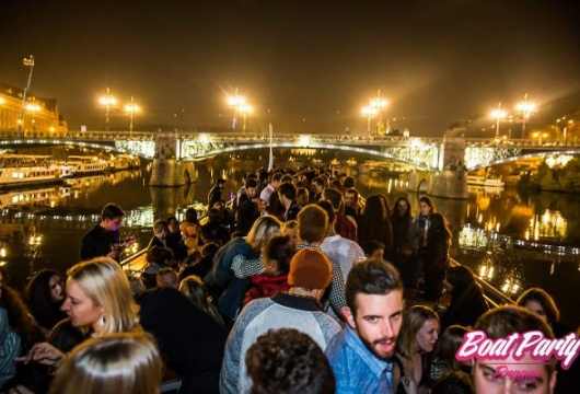 BOAT Party in the Czech Republic: Prague