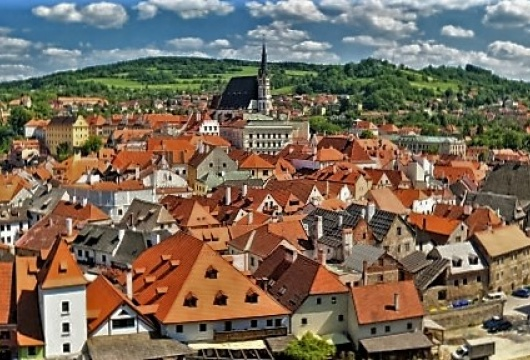 UNESCO in the Czech Republic: Hluboká Castle & Český Krumlov Tour