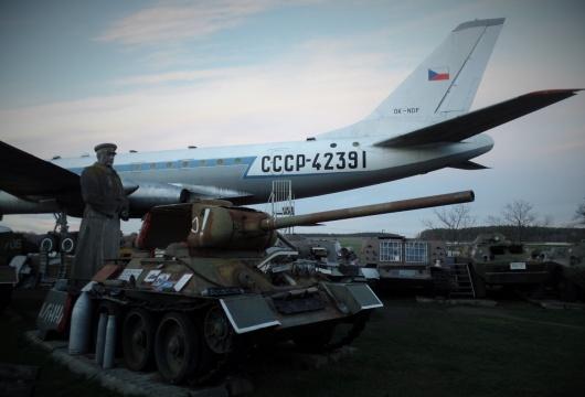 Kalter Krieg in der Tschechoslowakei: Pilsener Region