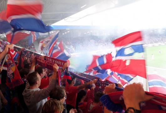 Fußballspielerlebnis in der Tschechischen Republik: FC Viktoria Pilsen