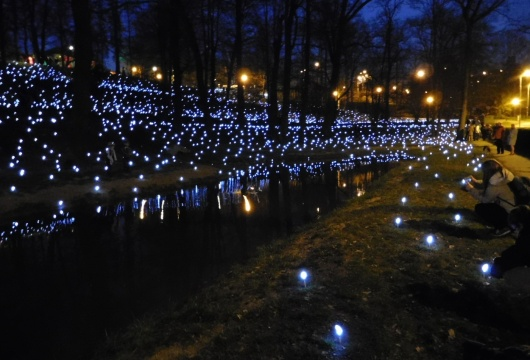 Festivals in the Czech Republic: The Festival Of Light in Pilsen