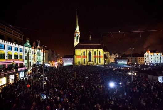 The Festival Of Light: Pilsen