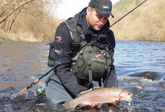 Fishing Experience in the Czech Republic: Bohemia