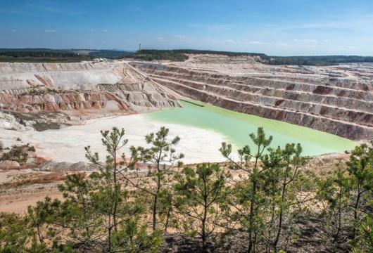 Industrielles Erbe in der Tschechischen Republik: Kaolinminen und Steinbrüche in der Region Pilsen
