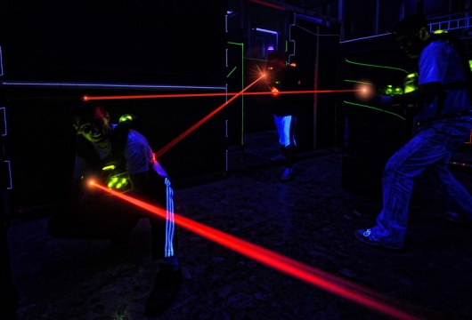 LASERGAME in the Czech Republic: Pilsen, Prague, Pisek