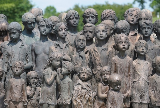 Memorials in the Czech Republic: Lidice