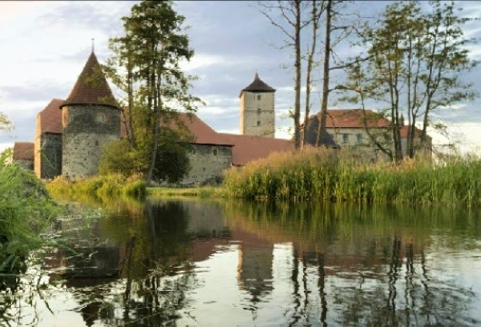 Castles in the Czech Republic: Švihov Water Castle
