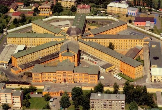 Prisoned in the Czech Republic: Escape from Pilsen