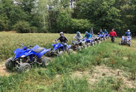 Quad Tours in the Czech Republic: Pilsen Region