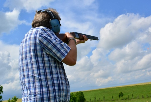 Outdoor Shooting Range in the Czech Republic: Pilsen Region