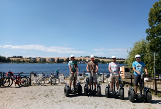 Segway Trip in the Czech Republic: Pilsen Region
