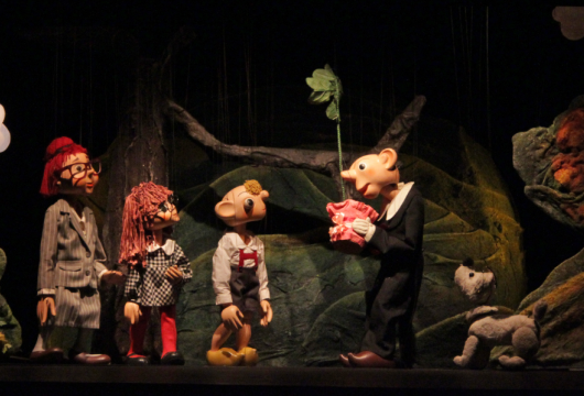 Festivals in the Czech Republic: Skupa´s Theatre Festival in Pilsen