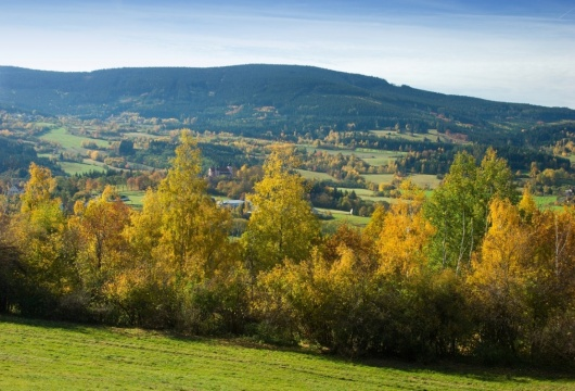 Přírodní rezervace v České republice: Šumava okružní jízda