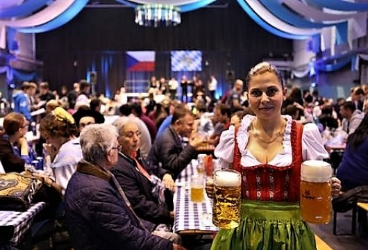 Bavarian Culture in the Czech Republic: TREFFPUNKT Pilsen