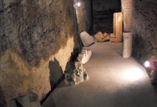 подземелье в Чешской Республике: Пльзень