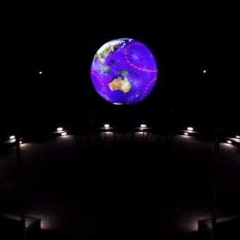 Hi-Tech in the Czech Republic: 3D Planetarium in Pilsen