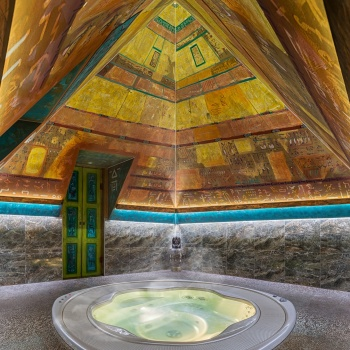 Ancient & Egyptian Bath in the Czech Republic: Pilsen
