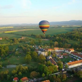 Balloon Flight in the Czech Republic: Bohemia