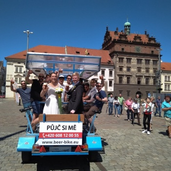 BEER BIKE in the Czech Republic: All Inclusive ExperienCZE