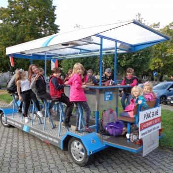 BIER-BIKE in der Tschechischen Republik: Pilsen Stadtrundfahrt