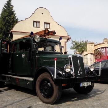 Classic Car Ride in the Czech Republic: Pilsen City - MAGIRUS