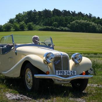 Classic Car Tour in the Czech Republic: Pilsen Region - AERO