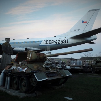 Cold War in Czechoslovakia: Pilsen Region