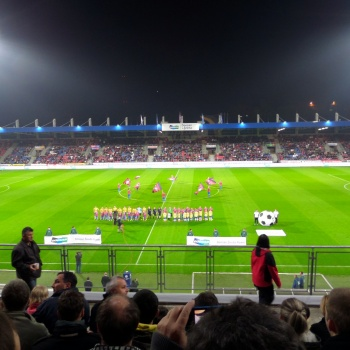 Football Game Experience in the Czech Republic: FC Viktoria Plzen