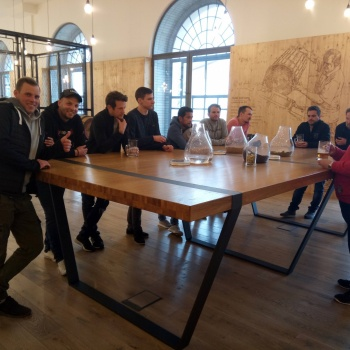 Brewing Beer & Brewery Tour in the Czech Republic: Gambrinus Party in Pilsen