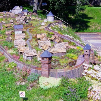 Archaeological heritage trail in the Czech Republic: Old Pilsen