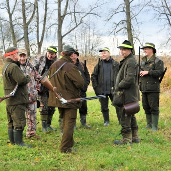 Hunting Experience in the Czech Republic: Bohemia