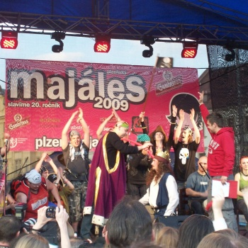 Festivals in the Czech Republic: Greatest Student Majales Fest in Pilsen