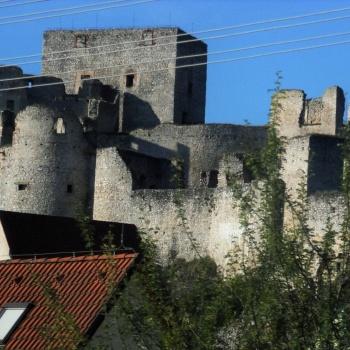 Castles in the Czech Republic: Rabí Largest Castle