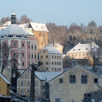 Castles in the Czech Republic: Bečov Treasury Castle and Château