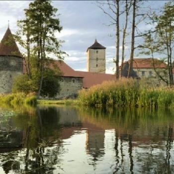 Castles in the Czech Republic: Švihov Water Castle