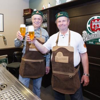школа разлива пива в Чешской Республике: Пльзеньсккий Праздрой