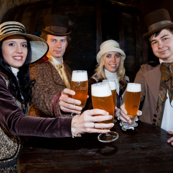 Beer and Brewery Tour in the Czech Republic: Pilsner Urquell in Pilsen