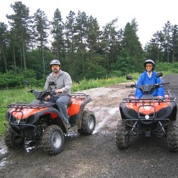 Quad Tours in the Czech Republic: Pilsen Region