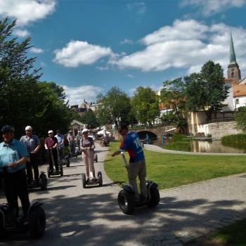 Segway Trip in the Czech Republic: Pilsen Region