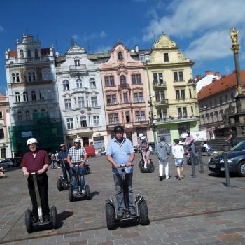 Segway Tour in the Czech Republic: Pilsen City Center