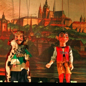 Festivals in the Czech Republic: Skupa´s Pilsen Theatre Festival in Pilsen