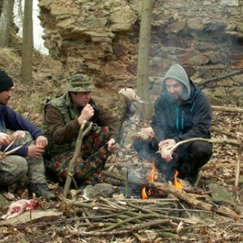 Survival Camp in the Czech Republic: Bohemian Forest