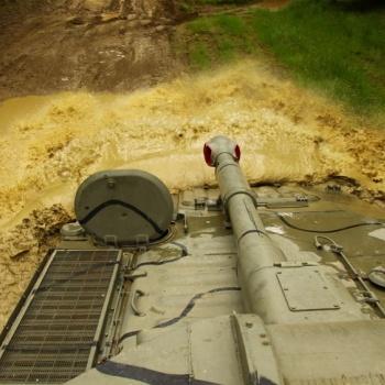 Panzerfahren in der Tschechischen Republik: Pilsener Region