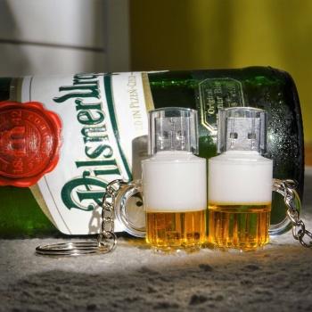 Pilsner Beer Mug: USB Flash Disc - 64 GB