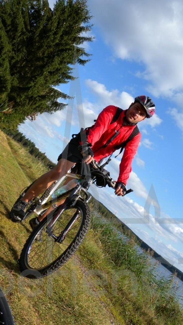 Biking in the Czech Republic: Country and Region
