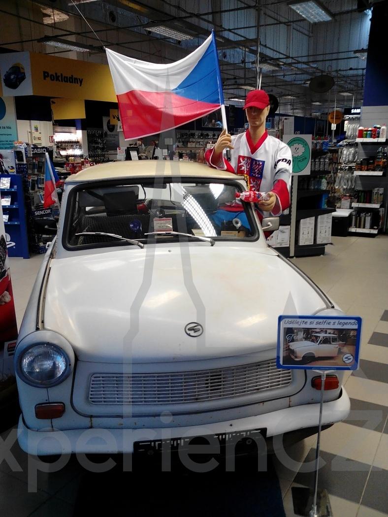 Classic Car Tour in the Czech Republic: Pilsen Region