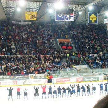 Ice Hockey Match Experience in the Czech Republic: HC Skoda Plzen